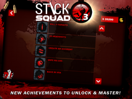 Stick Squad 3 - цели