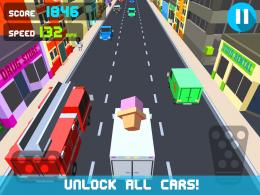 Rogue Racer - Traffic Rage - игра
