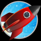 Space Cooper — полеты на ракете