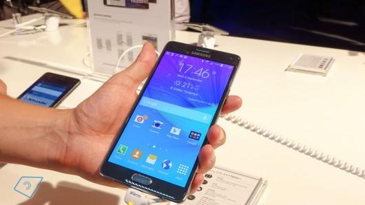 Заявлена дата релиза Samsung Galaxy Note 5
