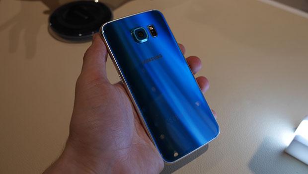 Флагманы Samsung Galaxy S6 и Galaxy S6 edge получили новые цвета корпусов