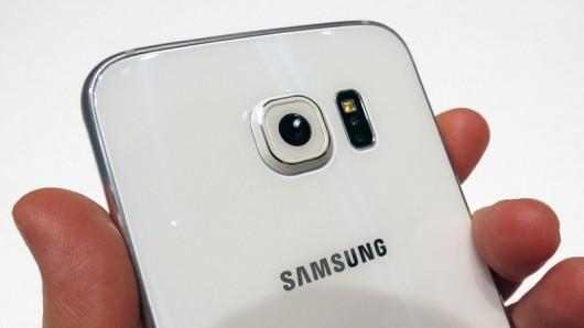 Разные сенсоры камер на флагманах Samsung