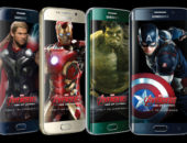 Оригинальные версии флагманов Samsung по мотивам «Мстителей»