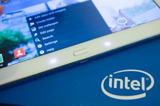 Уникальный планшет Samsung с процессором от Intel