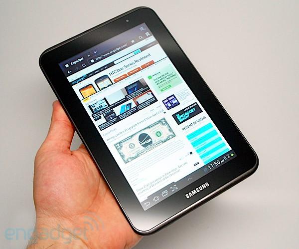 Особенности дизайна Samsung Galaxy Tab S2