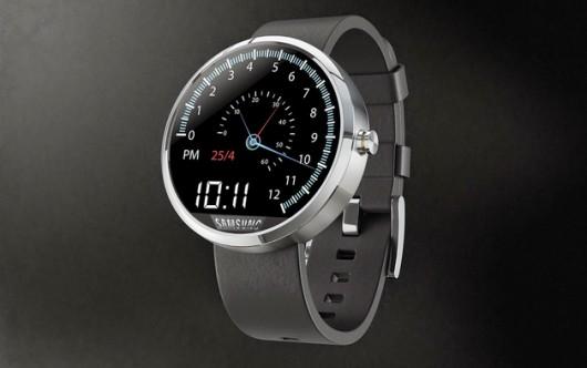 Свежая порция информации о часах Samsung Gear A