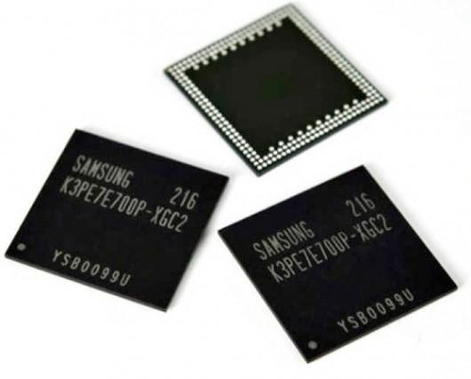 Начало произвдства 10-нм чипов от Samsung