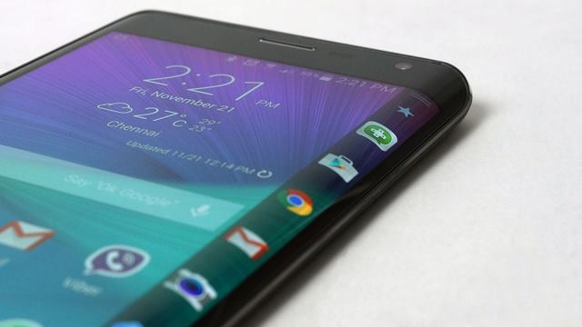 Выпущен уникальный чехол для Samsung Galaxy Note Edge