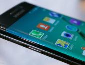 Уникальный процесс производства Samsung Galaxy S6 edge