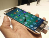 Рекордная яркость дисплея смартфона Samsung Galaxy S6 Edge