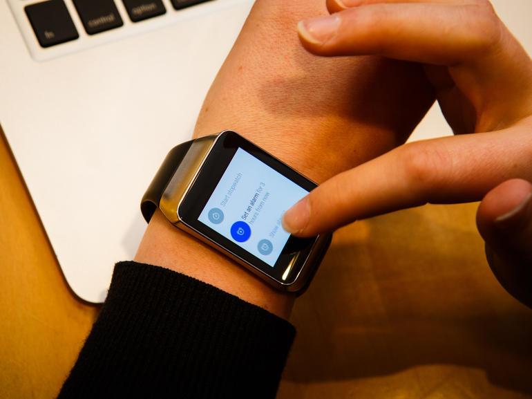 Samsung Gear Live теперь нельзя купить в Google Play