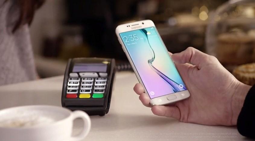 Время запуска Samsung Pay