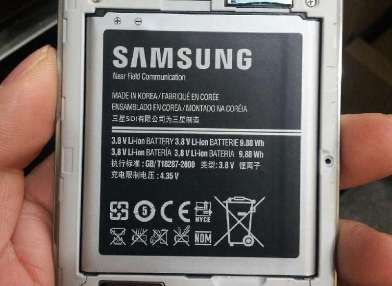 Улучшение характеристик аккумуляторов Samsung