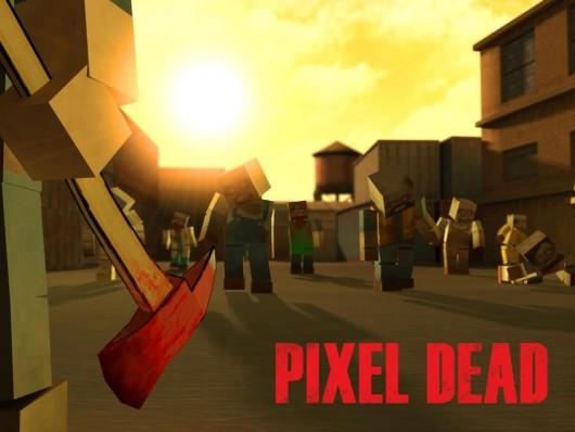 Pixel Dead - Survival Fps - оригинальная вселенная