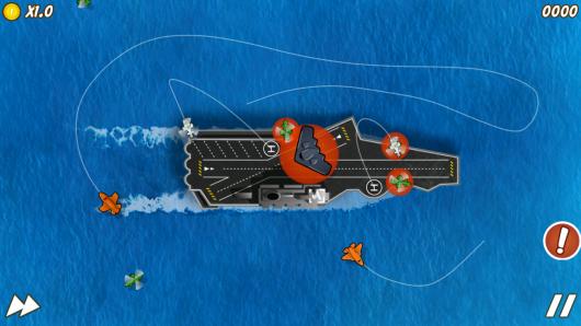 Air Control 2 - успешная посадка