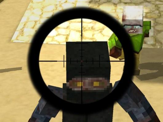 Pixel Dead - Survival Fps - прицельная стрельба