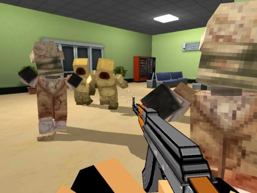 Pixel Dead - Survival Fps - точные выстрелы