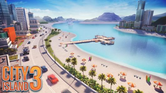 City Island 3 - прекрасный остров