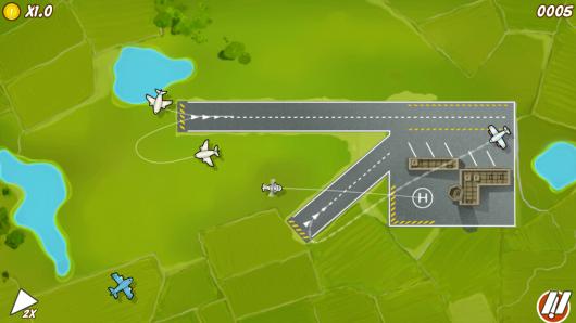 Air Control 2 - взлетная полоса