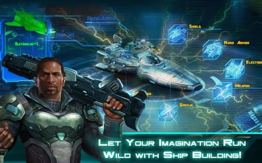 Galaxy Online 3 - галактические бои и сражения