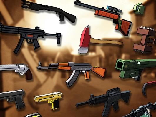 Pixel Dead - Survival Fps - много оружия