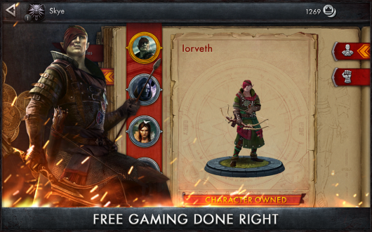 The Witcher Battle Arena - новые бои и приключения