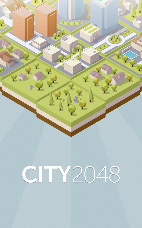 City 2048 - город 2048