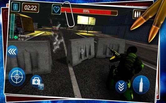 Battlefield Frontline City - серьезные сражения