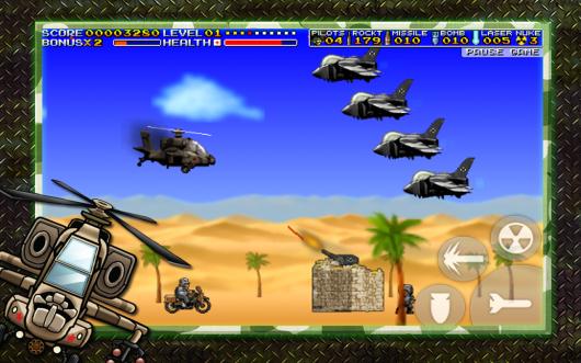 Apache Overkill - снова в воздух