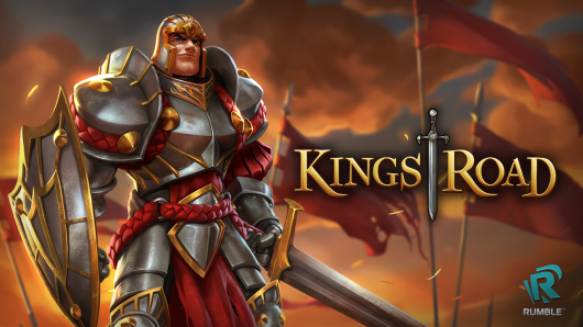 KingsRoad - эпичные битвы