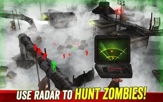 Zombie Hunter: War of The Dead - новое пришествие зомби