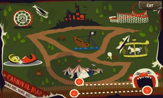 Carnival of Horrors Lite  - приключения в мистическом мире