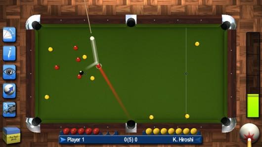 Pro Pool 2015 - шикарный бильярд