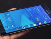 Samsung Galaxy Note 5 и изогнутый дисплей