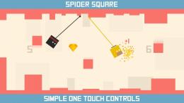 Spider Square - игра