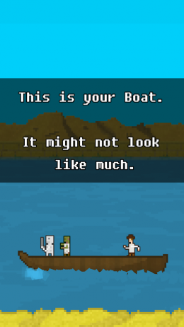 You Must Build A Boat - заставка