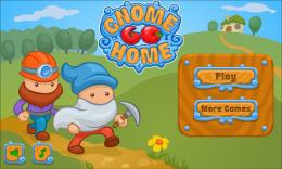 Gnome Go Home - меню