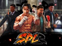 SPL2 - заставка