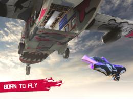 Red Bull Wingsuit Aces - игра