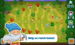 Gnome Go Home - игра