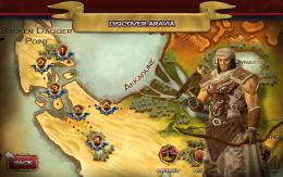 Guardians of Valor - карта
