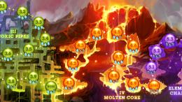 WonderCat Adventures - уровни