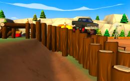 Truck Trials 2: Farm House 4x4 - игра
