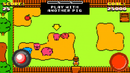Feed the Pig - игра