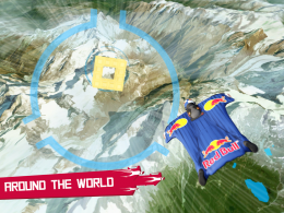 Red Bull Wingsuit Aces - игра