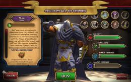 Guardians of Valor - герои