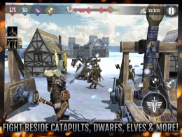 Heroes and Castles 2 - игра