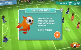 Find a Way Soccer: Women's Cup - способность