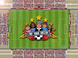 Tiki Taka Soccer - заставка