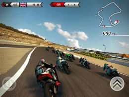 SBK15 Official Mobile Game - игра